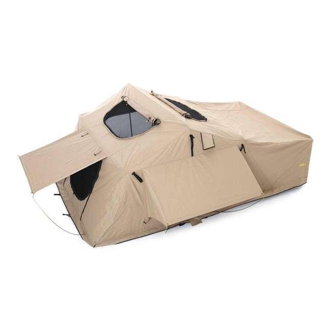 2883-SMITTYBILT Smittybilt XL Overlander Roof Top Folded Tent 3