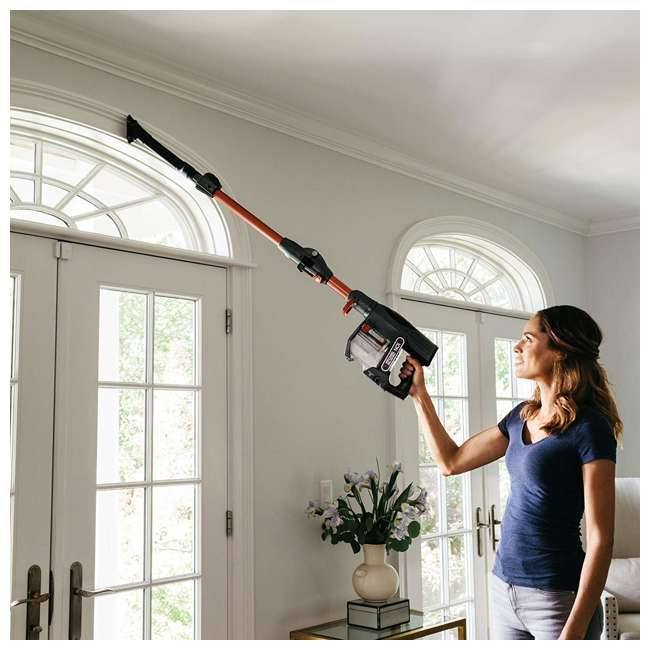 IF200_EGB-RB Shark IF200 ION F80 Lightweight Cordless Stick Vacuum (Certified Refurbished) 2