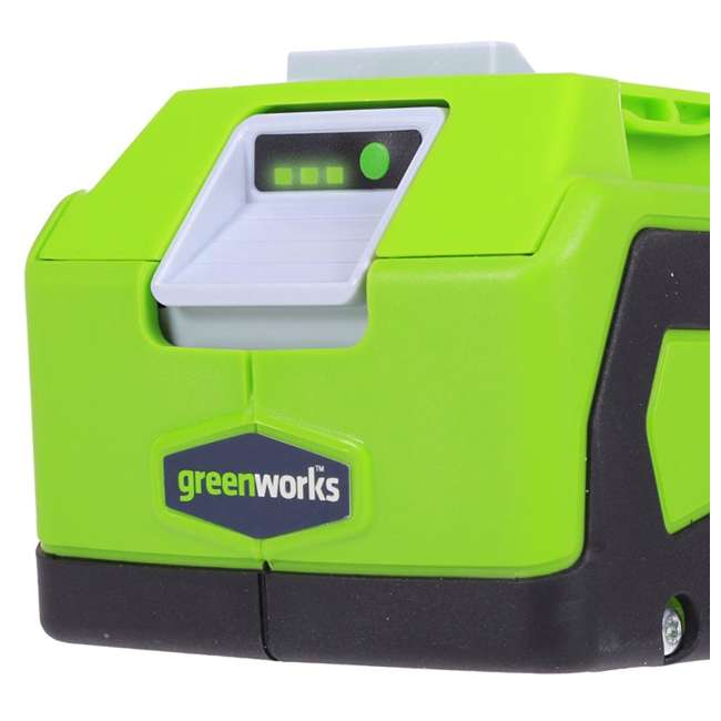 Greenworks 24-Volt 4Ah Lithium-Ion Battery for G-24 Tools ...