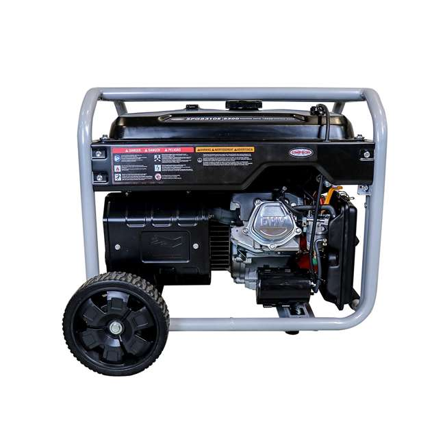 SMPSN-GN-SPG8310E-70008-RB Simpson 8300-Watt Portable Generator (Certified Refurbished)