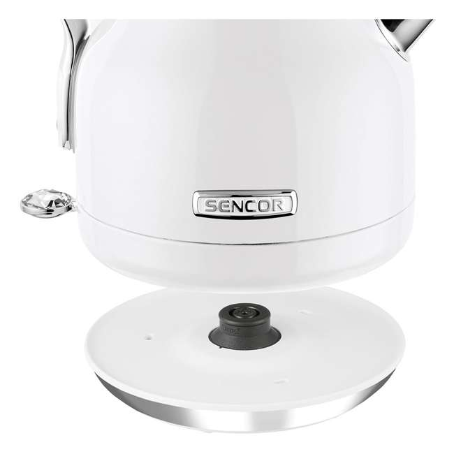 SWK40WH-NAB1 Sencor SWK 40WH 1500 Watt 1.2 Liter Plug Type B Pastel Decorated Kettle, White 5