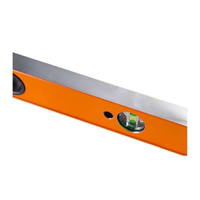 LSB24 Sola Big Red Box Beam Aluminum Spirit Level Tool, 24-Inches 2