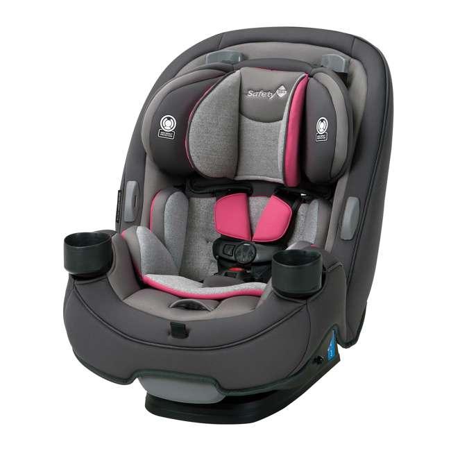 safety 1st grow go convertible 5 100 pound car seat everest pink cc138dwu. Black Bedroom Furniture Sets. Home Design Ideas