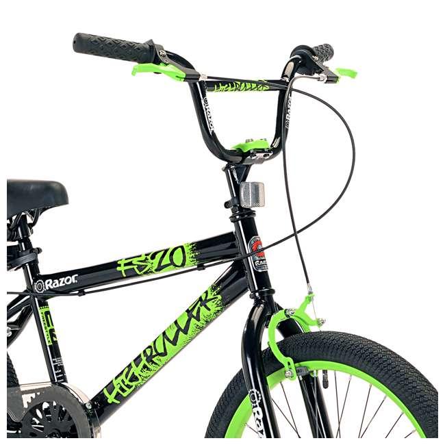 dc88f042c56dc Razor 20-Inch High Roller Kids Freestyle BMX Bike   42040-KNT