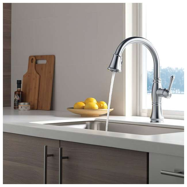 Delta Faucets Cassidy Kitchen