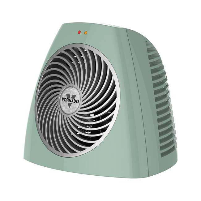 VH202-G Vornado Small Electric Personal Space Heater, Green