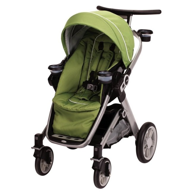 Graco Baby LuvBuggy 3-in-1 Modular Stroller & SnugRide Car ...
