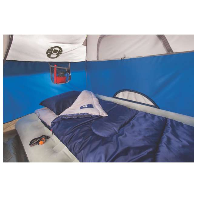 4 x 2000024579 Coleman Sundome 2 Person Tent (4 Pack) 5