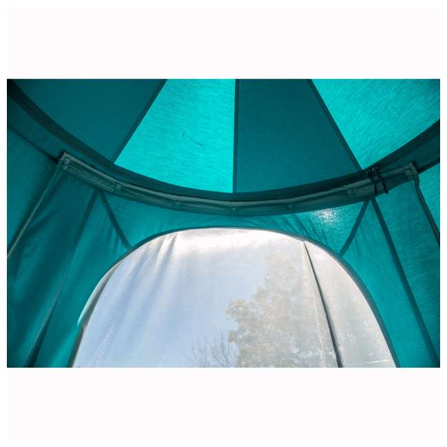 TP9160 TreePod Mesh 6-Foot Bug and Mosquito Net for Lounger and Cabana 3