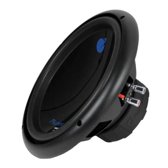 "4 x AC12D + QBASS12 Planet Audio 12"" 1800W Subwoofers (4 Pack) & Dual 12"" Vented Sub Box 5"