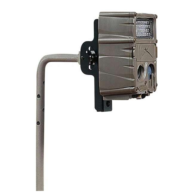 CL-DUAL-FLASH + CUDDEPOST Cuddeback Dual Flash Cuddelink Infrared Game Camera with Genius Post Mount 2