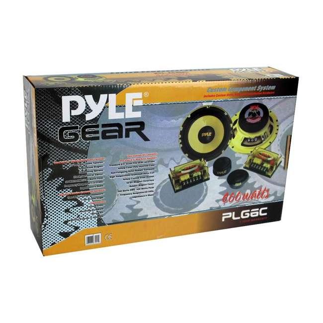 PLG6C Pyle PLG6C 6.5-Inch 400W Speaker Component System 1