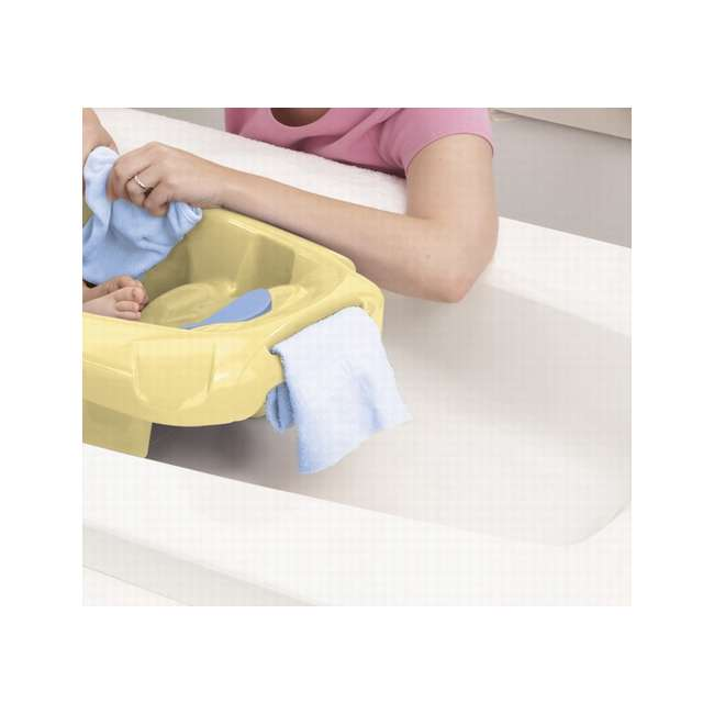 440300034 Safety 1st Deluxe Infant to Toddler Baby Bath Tub 3