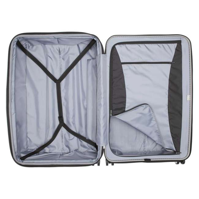 """00207183011 DELSEY Paris Titanium 29"""" Expandable Checked Spinner Rolling Luggage Suitcase 2"""