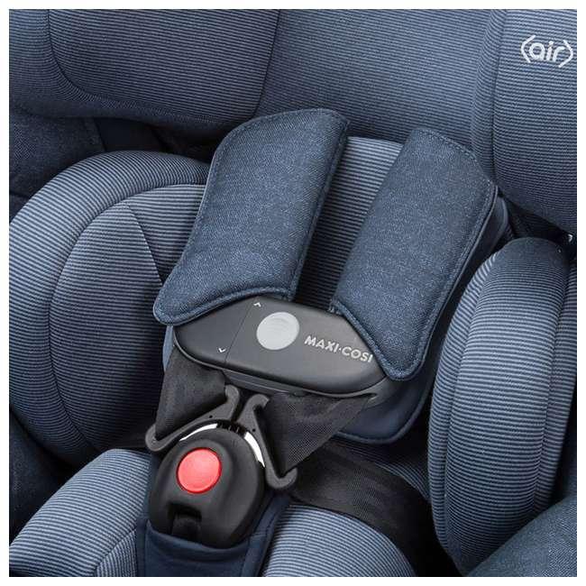 CC212EMQ Maxi-Cosi Pria 85 Max Convertible Infant Car Seat, Nomad Blue 4
