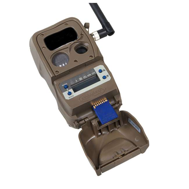 J1422-BLACKFLASH + 2 x SD4-16GB-SAN Cuddeback CuddeLink 20MP IR Game Camera  + 16GB SD Card (2 Each) 3