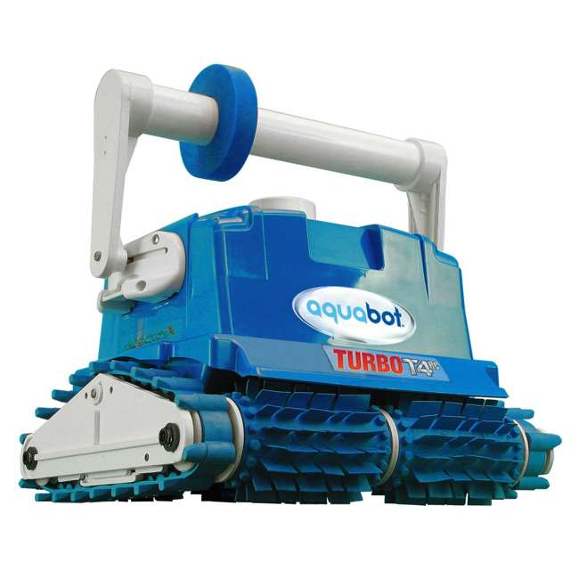 ABTURT4R1-U-C Aquabot Turbo T4RC In-Ground Robotic Swimming Pool Cleaner (For Parts) (2 Pack) 3