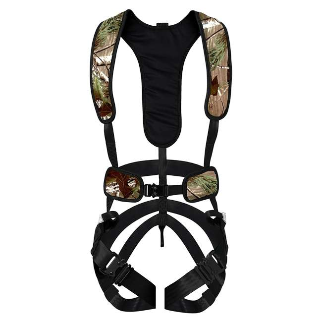 HSS-HTRF023LXL Hunter Safety Systems X-1 Bowhunter Tree Stand Harness, Large/XL