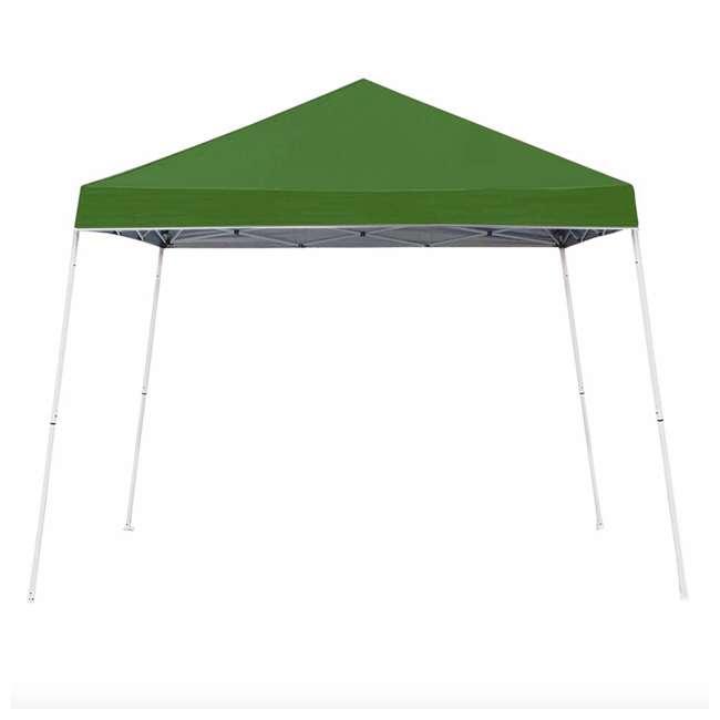 ZSBP10INSTGR Z-Shade Instant 10 x 10-Foot Taffeta Outdoor Canopy, Green