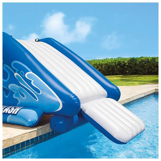 58849EP Intex Kool Splash Inflatable Play Center Swimming Pool Water Slide Accessory 1