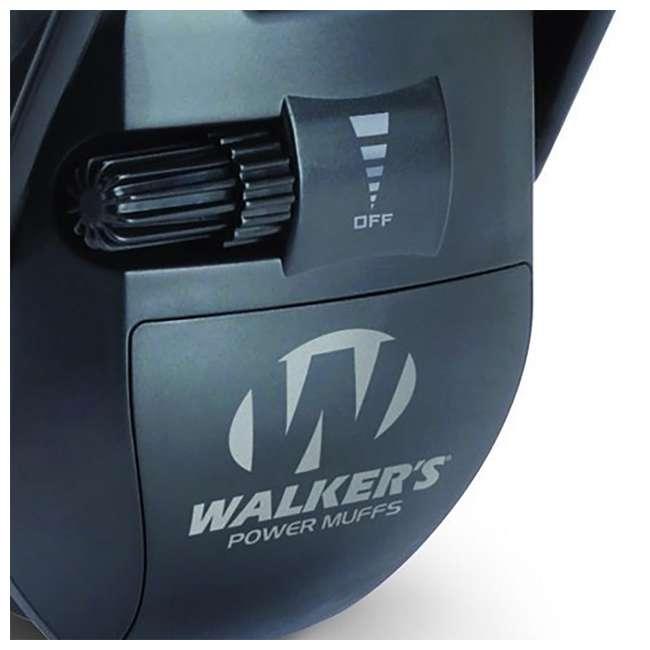 GWP-XPMB-RB Walkers Electronic Ultimate Power Ear Muffs (Certified Refurbished) 4