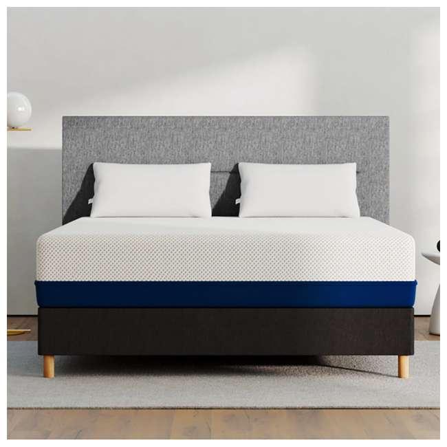 AS4-CK Amerisleep AS4 Medium Softness Bio Core Foam California King Mattress, White 3