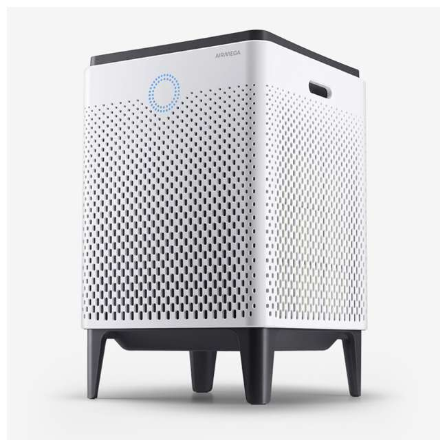 AIRMEGA400 + AP-2015-FP Coway HEPA Air Purifier with Air Quality Monitoring + 400 Series Filter Pack 2
