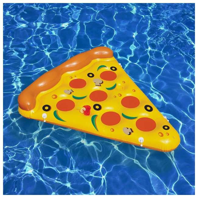 90645 Swimline Inflatable Pizza Slice Pool Float Raft 1