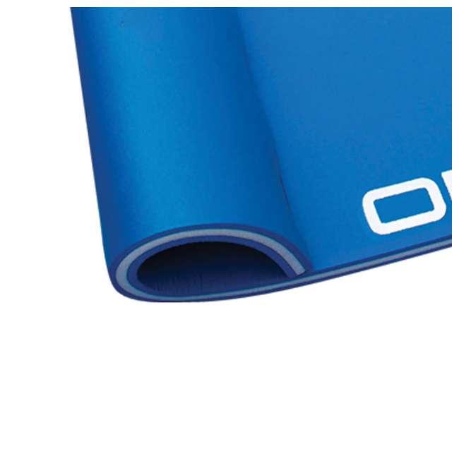 6 x 2151571-MW OBrien 78 x 24-Inch Foam Hammock Pool Float, Blue (6 Pack) 5