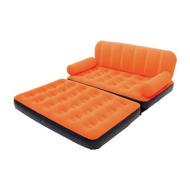 Outdoor Bedroom Brown Ultra Double Daybed Lounger Airbed