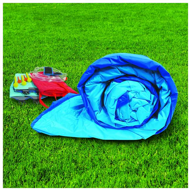 BAN-90350 Banzai Aqua Sports Kids Inflatable Water Park Play Center 3