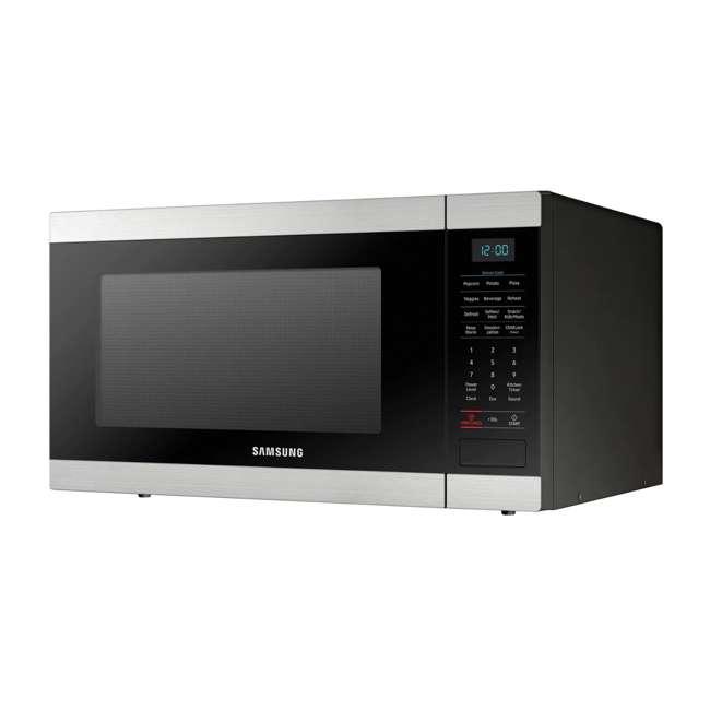 MS19N7000AS-RB Samsung Stainless Steel 1.9 Cu. Ft. Countertop Microwave (Certified Refurbished) 1