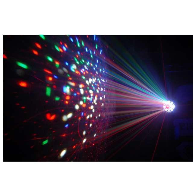SWARM-5FX-OB Chauvet Swarm 5 FX RGBAW LED Light  7