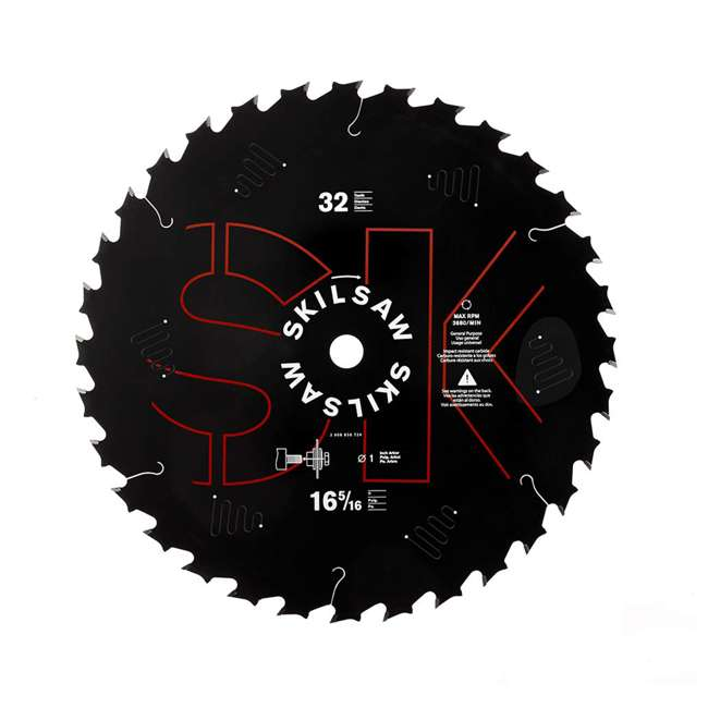 SPT1000 Skilsaw Heavy Duty 16-5/16 inches X 32 Tooth Circular Saw Replacement Blade