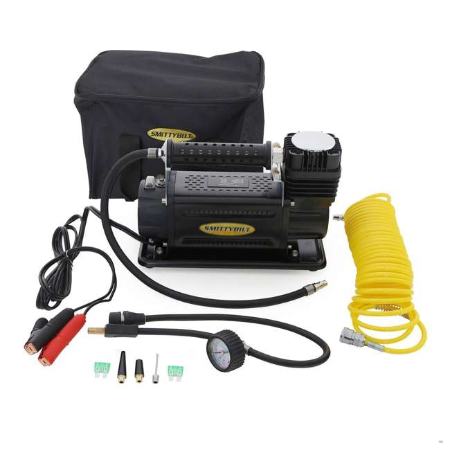 2781-SMITTYBILT Smittybilt 150 PSI 5.65 CFM Portable Air Compressor Kit (2 Pack) 1