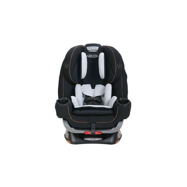 2047648 Graco 4Ever Extend2Fit 4 In 1 Rear & Front Facing Car Seat Booster Combo, Hyde 2
