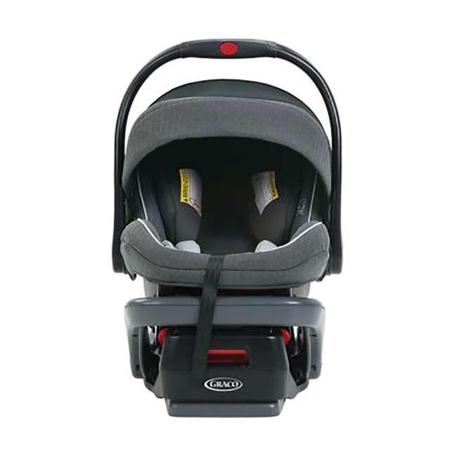 1992042 Graco SnugRide SnugLock 35 Platinum Infant Car Seat (2 Pack) 2
