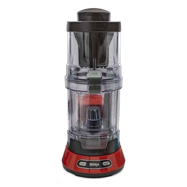 NN310_EGB-RB Ninja 400W 4 Cup Precision Chopping Food Processor Bowl with Auto-Spiralizer 2