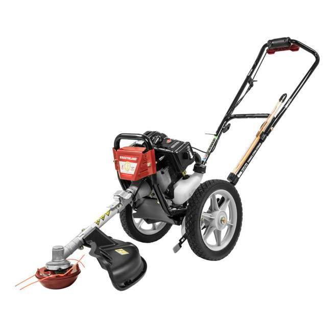 SWSTM4317 Southland SWSTM4317 Gas Powered Wheeled String Trimmer Lawn Mower 6