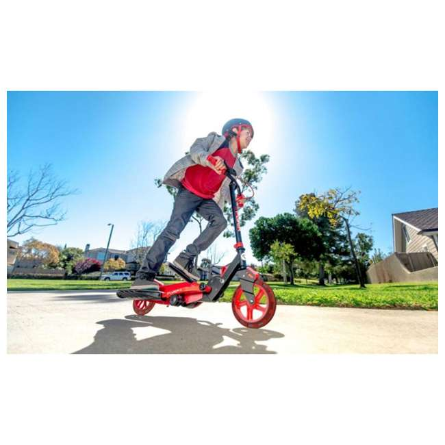 YFLYER-100739-U-A Yvolution Y Flyer Kids Childrens Youth Stepper Scooter, Ages 7+, Red (Open Box) 4