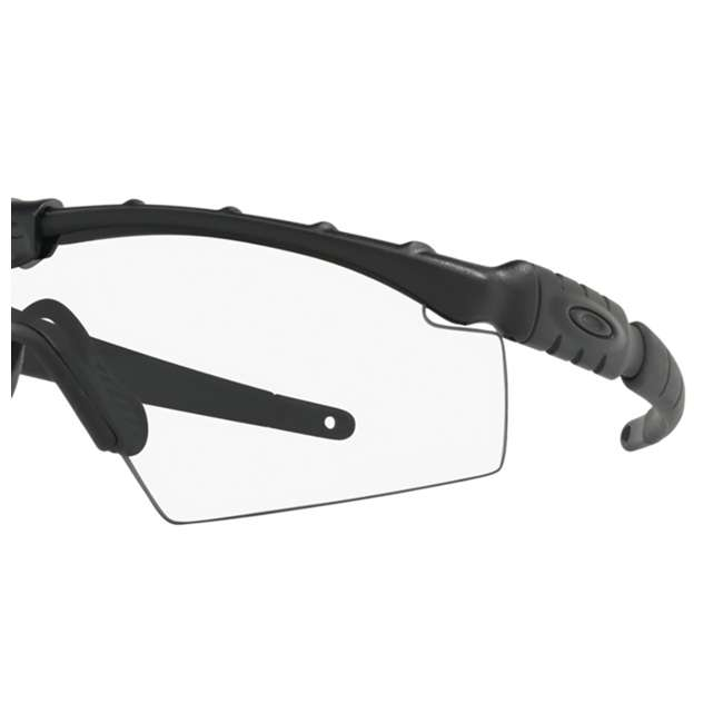 OO9213-04 Oakley M Frame 2.0 Clear Lens Sports Safety Glasses 4