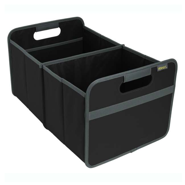 6 x A100001 Meori Classic 8-Gallon Large Storage Box, Lava Black (6 Pack) 1