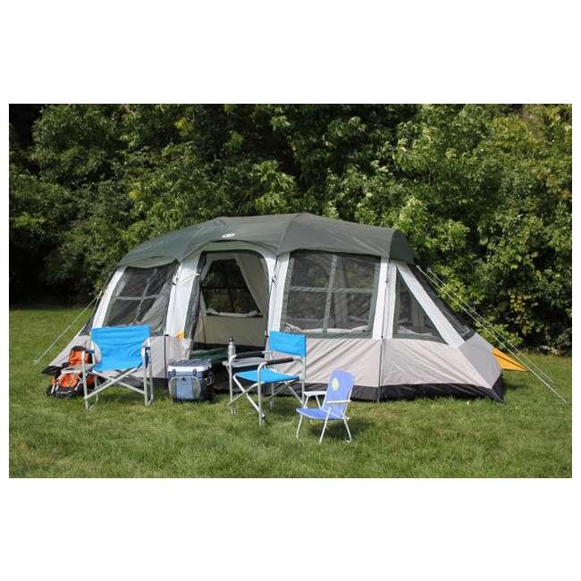 DT201080 Tahoe Gear Prescott 12 Person 3-Season Family Cabin Tent 3