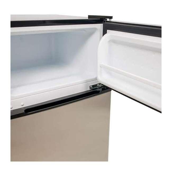 CRF321SS EdgeStar 19 Inch Wide 3.1 Cubic Feet Small Beverage Mini Fridge Freezer (2 Pack) 5