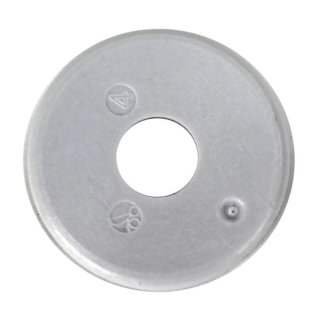 C65-U-B Polaris Pool Cleaner 180 280 Replacement Rear Wheel Large Axle Washer Part(Used) 1
