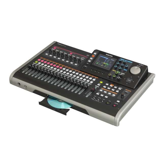 DP-24 Tascam Digital Portastudio 24 Track Recorder w/ SD Card & USB - DP-24
