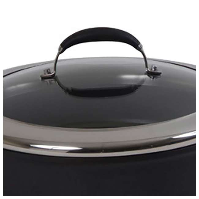 82687 Circulon Espree Hard Anodized Nonstick 12-Inch Deep Cooking Skillet 1