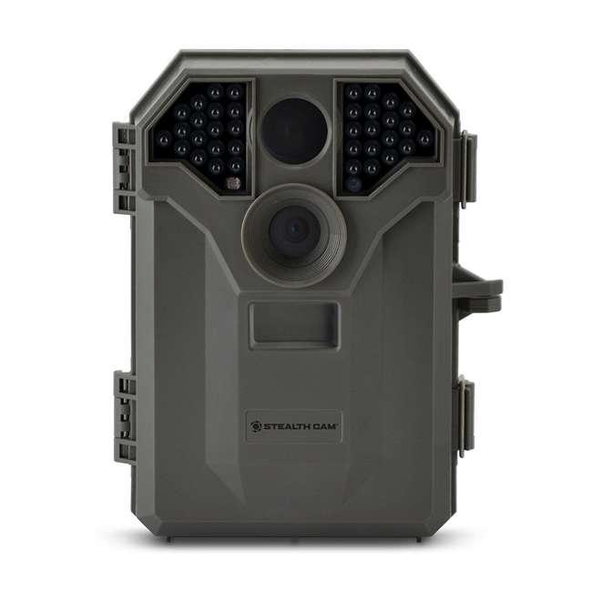 6 x STC-P36NG Stealth Cam P36NG 8MP No Glo Invisible Infrared Game Camera (6 Pack) 1