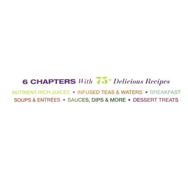 CB450 Ninja 75+ Recipe Nutri Ninja Guide to Nutritional Goodness Cook Book  5