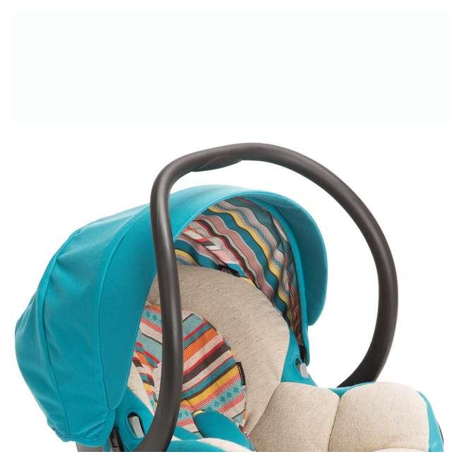 IC152CKN Maxi-Cosi Mico AP Infant Rear Facing Car Seat, Bohemian Blue 3